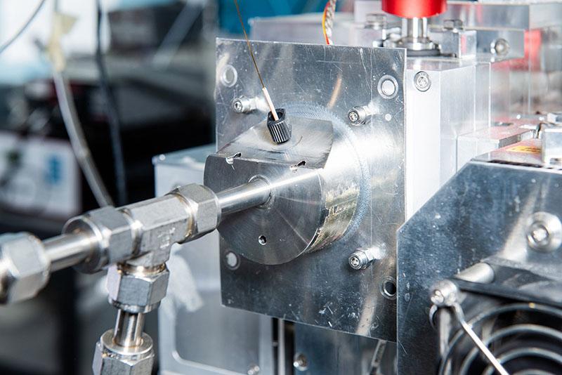 使用此设备,可以比以往更好地分析颗粒物